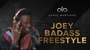 Video: Joey Bada$$ - Tunnel Vision (Freestyle)